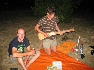 Johan en Wibo
