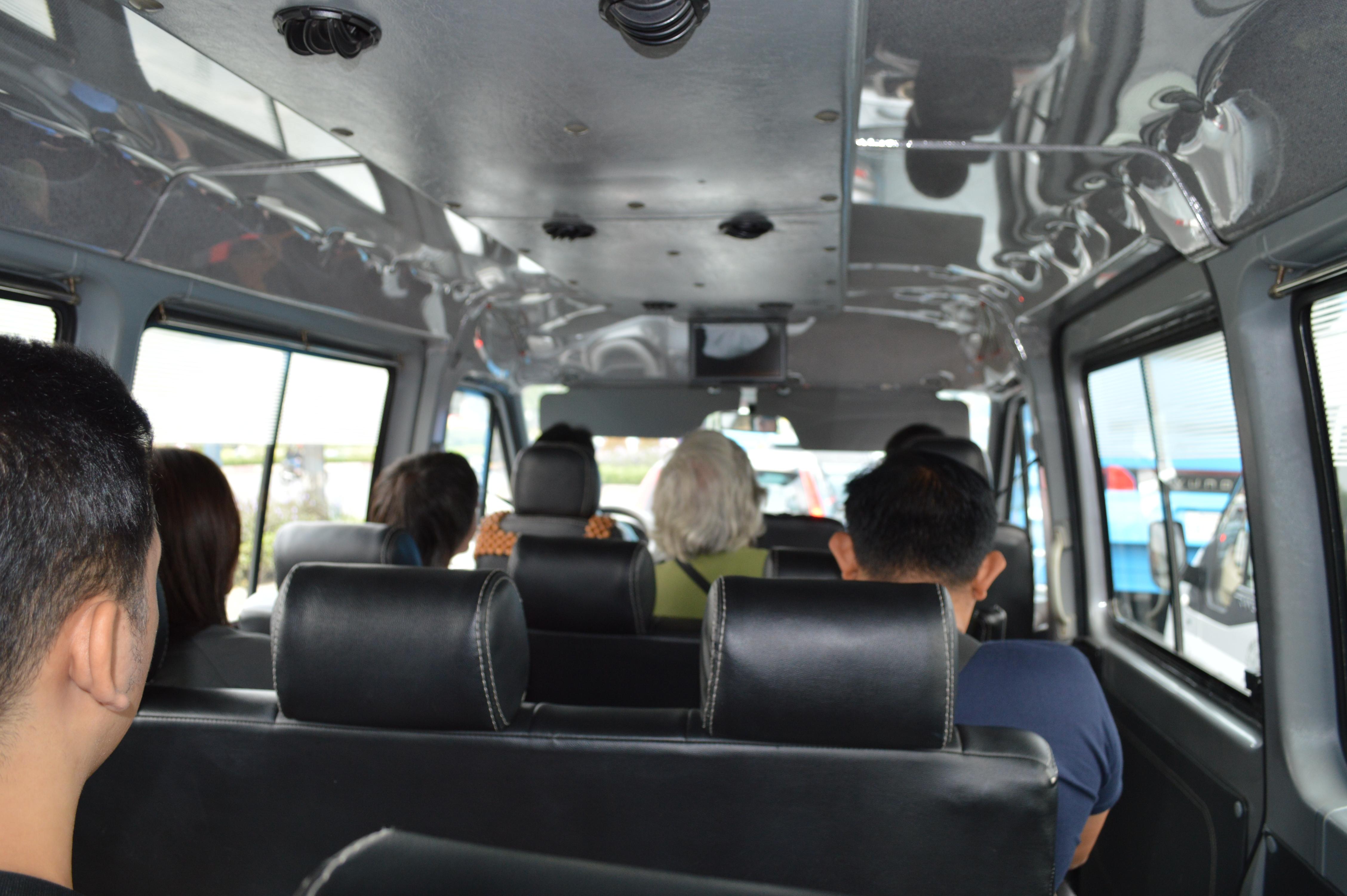 Touring car eerste dag Ho Chi Minh